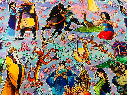 Mulan- Reflection