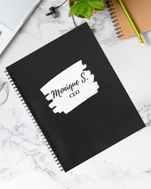 Solid Covers | In Abundance Planner