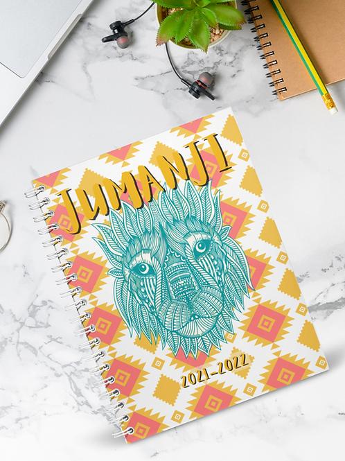Jumanji   In Abundance Planner