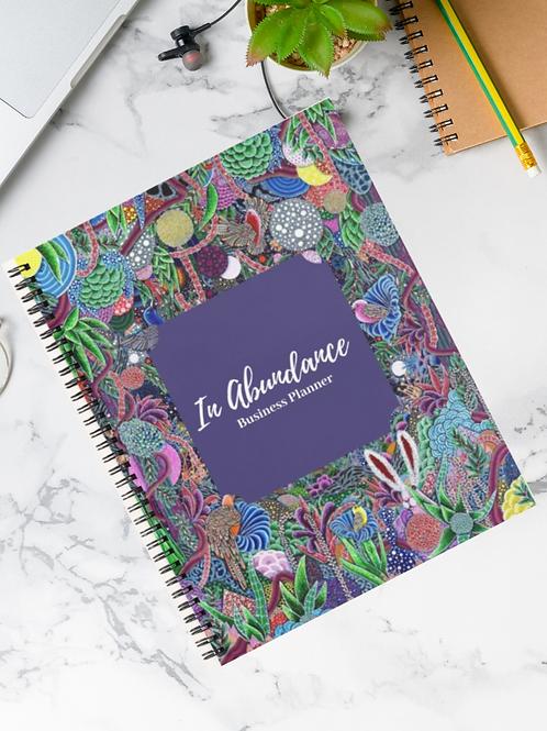 Down The Rabbit Hole | In Abundance Planner