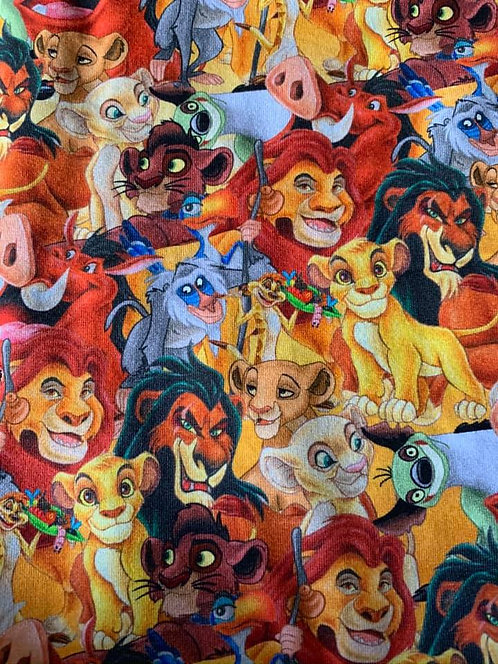 Lion King- Pride Rock