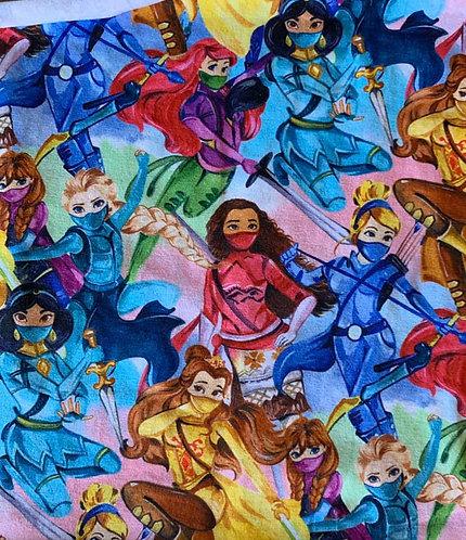 Ninja Princesses