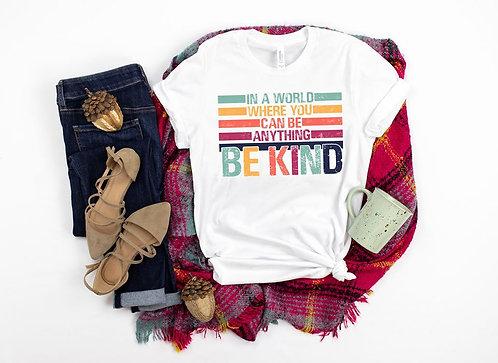 Be Kind- World