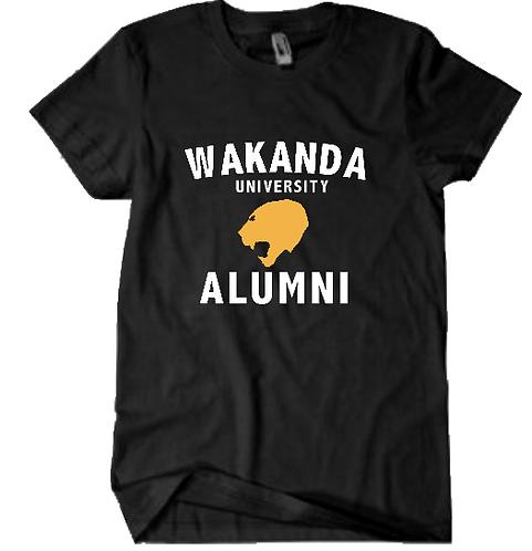 Wakanda University Alumni