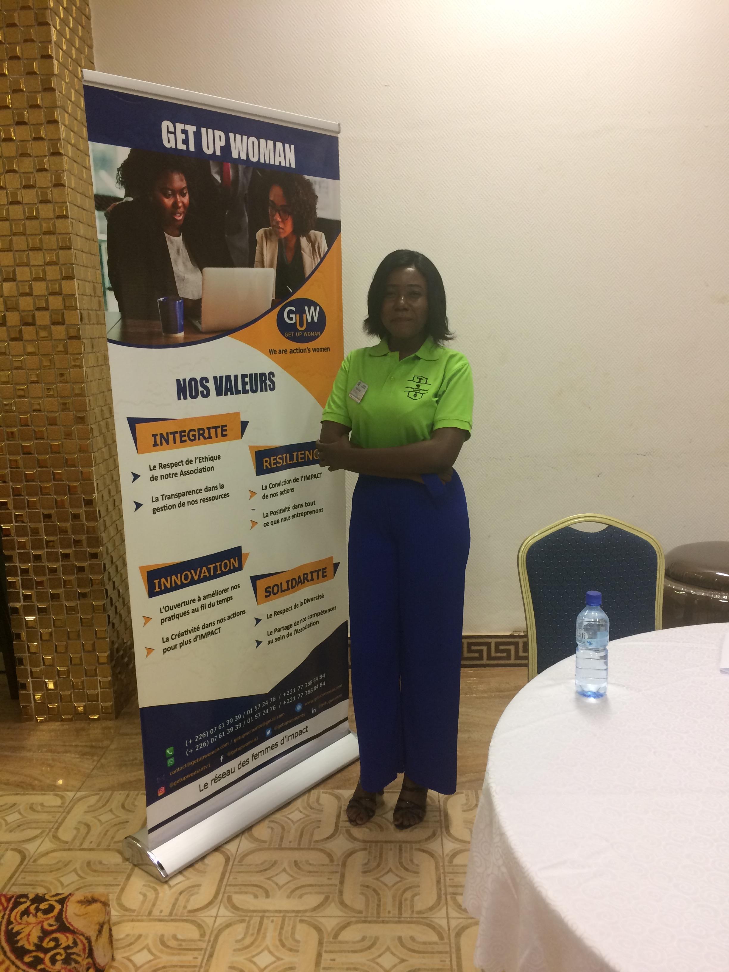 Woman UP Seminar