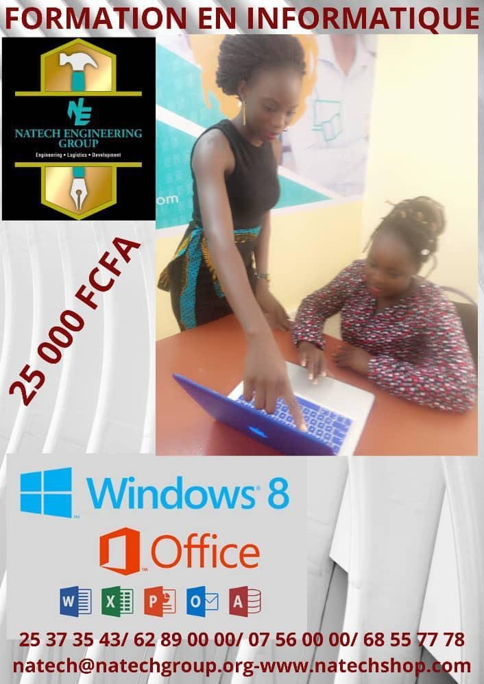Woman Computer class