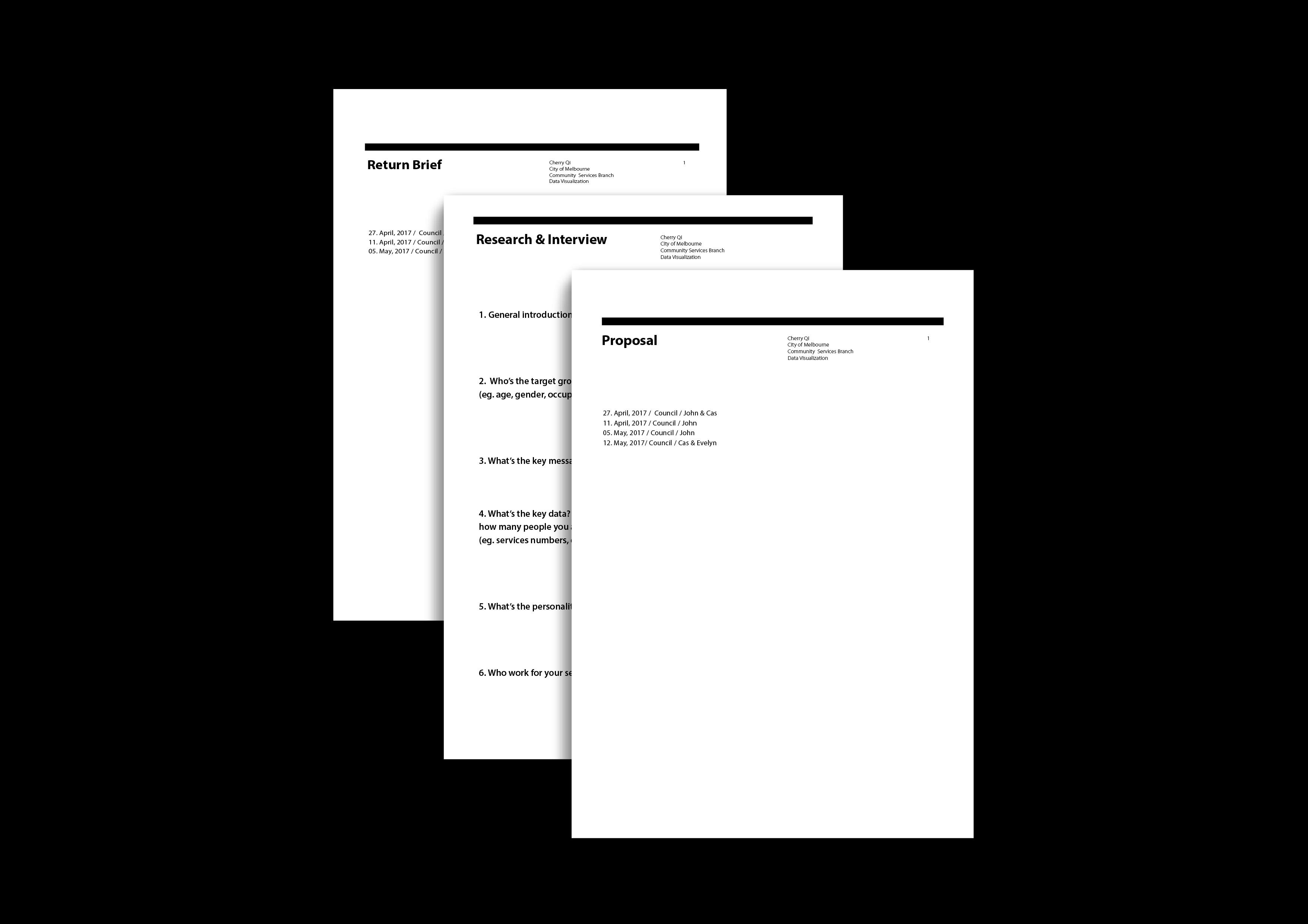 3 documents