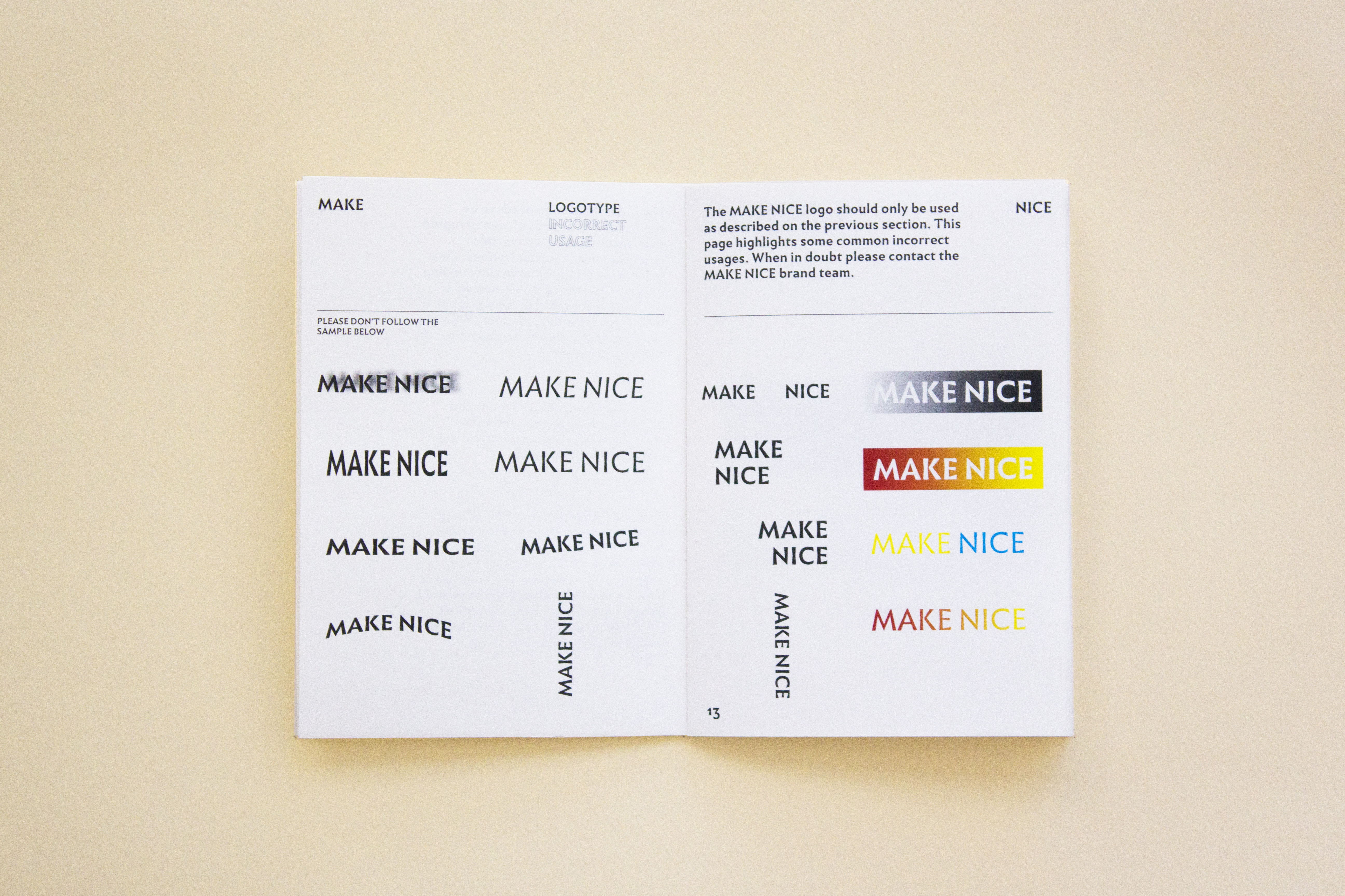 MAKE NICE SPREAD12