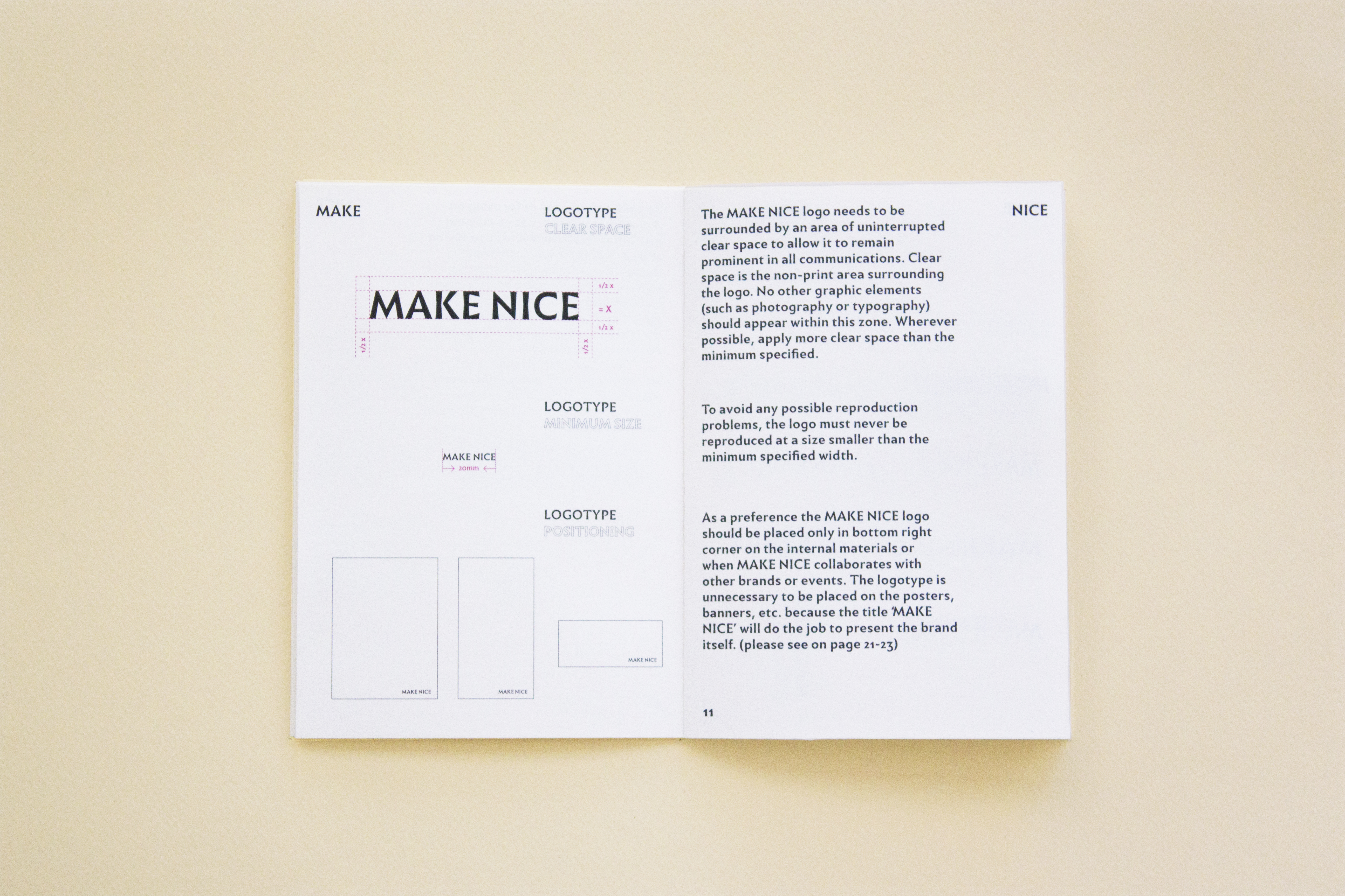 MAKE NICE SPREAD13