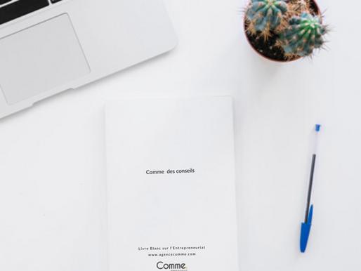 Livre Blanc sur l'Entrepreneuriat