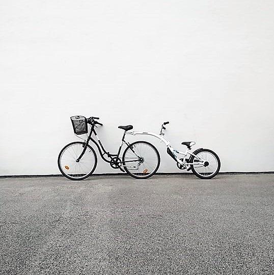 Vélo+suiveur-Les Frères Complices