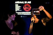 IFEEL ANIMAL IN ME album release party