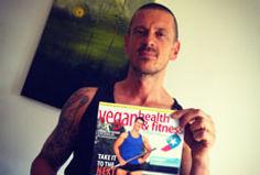 IFEEL in Vegan Health and Fitness magazine