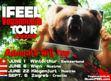 IFEEL Veganmania 2013 Summer Tour