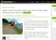 IFEEL Examiner.com