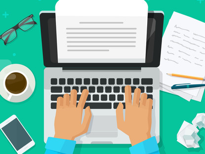 Once Begun, It's Half Done: 5 Writing Tips for Getting Started - A Guest Post by Brock Kirwin