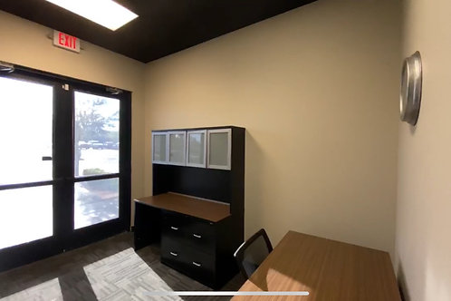 Office Spaces With Private Entrance/Exit