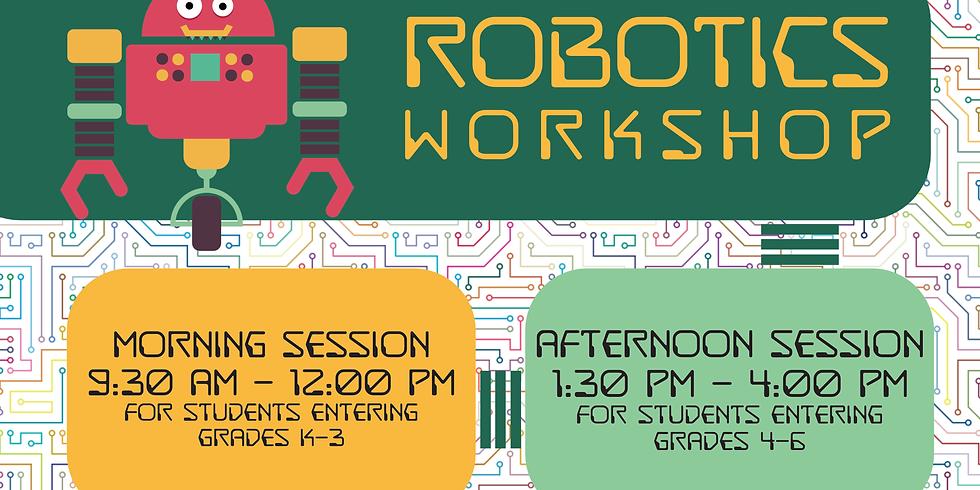 Robotics Workshop (1)