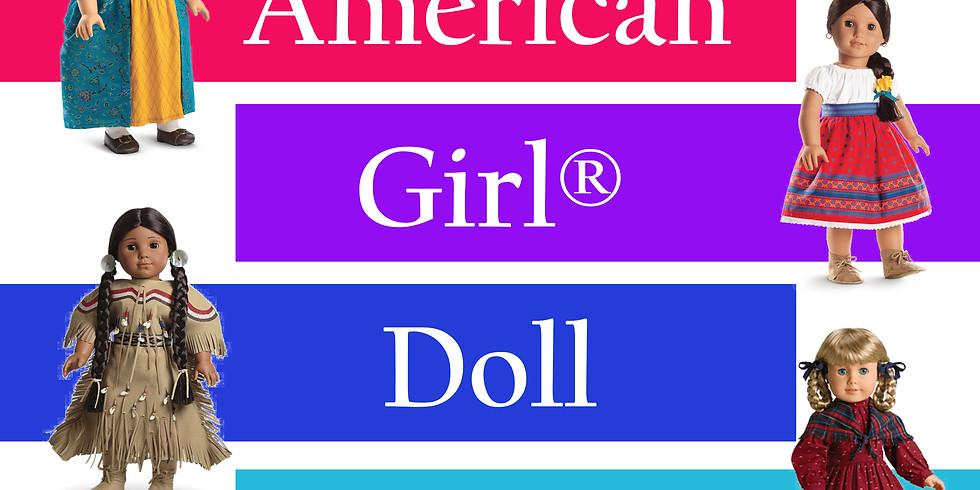 March American Girl Doll Club