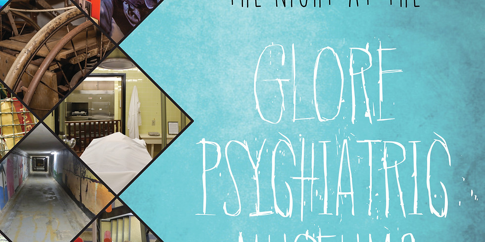 Spend the Night at the Glore Psychiatric Museum