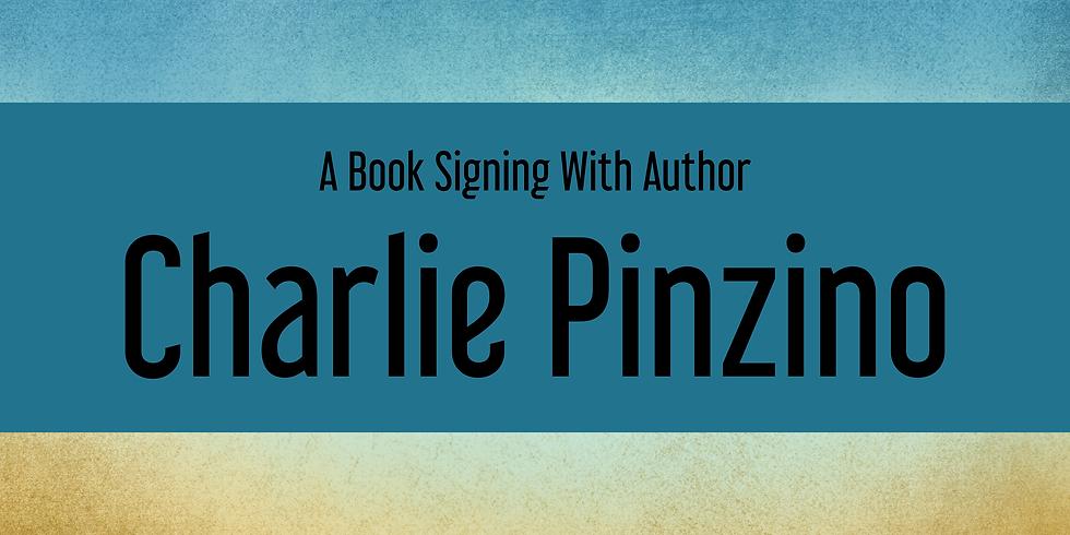 Charles Pinzino Book Signing