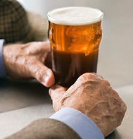 Alcohol, CGA based Proactive Primary Care of the Elderly
