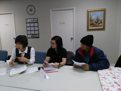 Korean Conversation & Cultural Class