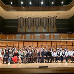 국립국악고등학교 소리누리예술단 두번째 캐나다 공연
