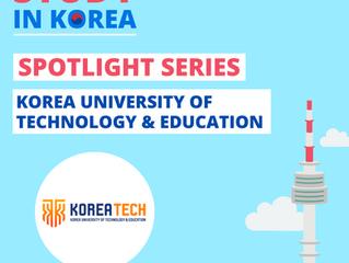 [KOREATECH] Study In Korea Spotlight Series