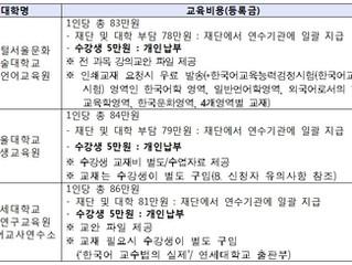 2019년도『한글학교 교사 온라인 한국어교원 양성과정』 지원 안내