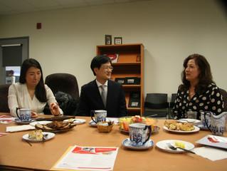 욕교육청(YRDSB) 한국어교육 담당자 면담