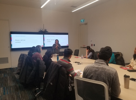 2020 Winter Korean Language Program at Samsung Canada for the 2020 Winter Korean Language Class