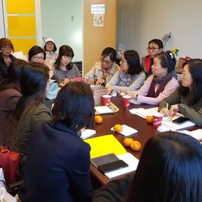국제한국어교육재단 방문단 토론토, 나이아가라, 킹스턴 지역 한글학교 방문