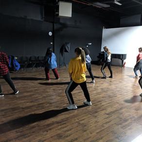 2020 겨울학기 한국어강좌 - K POP Dance+Korean Language 특별반
