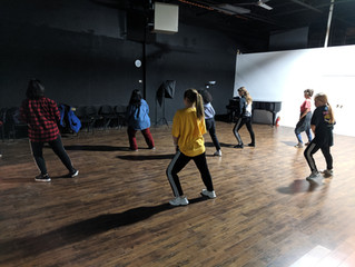 2020 Winter - K POP Dance+Korean Language Class started
