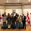 홍익대학교 사범대 수학교육과 캐나다 해외 교생실습생 - 캐나다한국교육원 방문