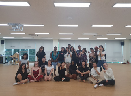 York University students' Summer in Korea at SNUE