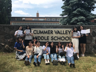 Students from Seoul National University of Education have done their internship at the TDSB