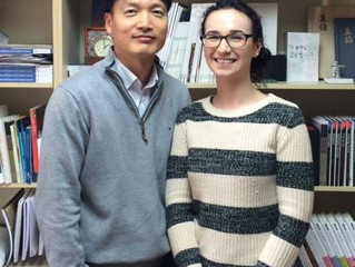 Study in Korea Reporter - Adrienne Gomez
