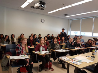 University of Manitoba Study in Korea Info Session