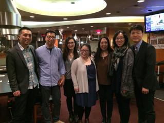 한국계 캐네디언 학생, 우리가 지원합니다.