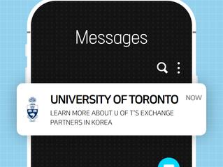 University of Toronto - Info on Exchange Opportunities in Korea