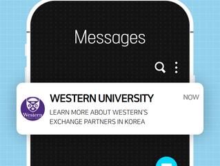 Western University - Info on Exchange Opportunities in Korea