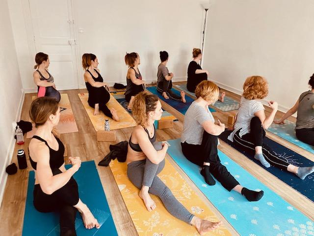Daphné Yoga - Cours de yoga à Paris