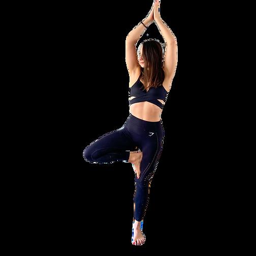 Daphné, cours de yoga, pilates et sophrologie