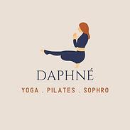 Logo Daphné Yoga - professeure de yoga à Paris