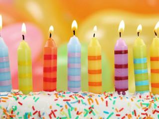Het organiseren van een verjaardag