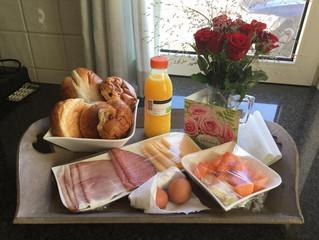 Een heerlijk ontbijt