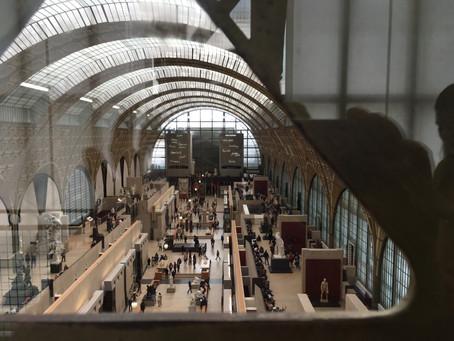 A fine fine art museum