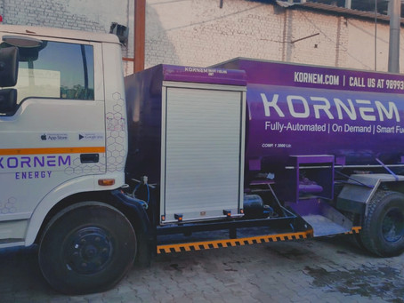2 Simplest Reasons for any Factory to order Doorstep-Delivery of Diesel from Kornem Energy?
